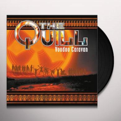 The Quill VOODOO CARAVAN Vinyl Record