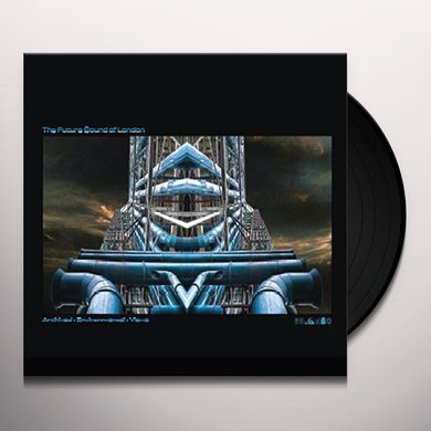 The Future Sound Of London ARCHIVED ENVIRONMENTAL VIEWS Vinyl Record