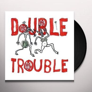 Public Image Ltd DOUBLE TROUBLE Vinyl Record