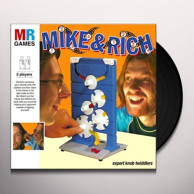 Mike & Rich EXPERT KNOB TWIDDLERS Vinyl Record