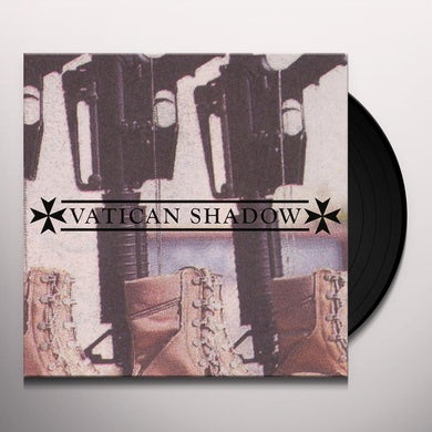 Vatican Shadow KNEEL BEFORE RELIGIOUS ICONS Vinyl Record