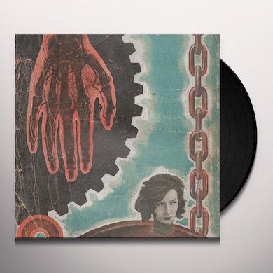 Skin Crime TRAVELLER ON THE ROAD Vinyl Record