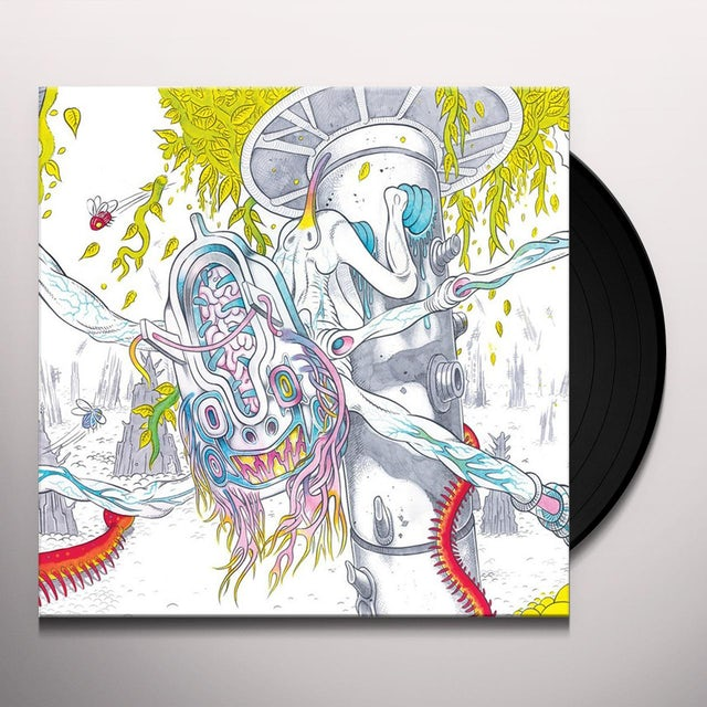 Tunes Of Negation REACH THE ENDLESS SEA Vinyl Record