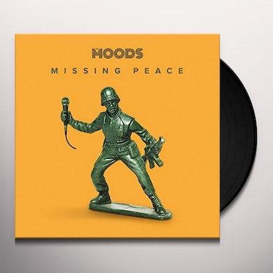 Moods MISSING PEACE Vinyl Record