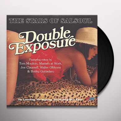 Double Exposure STARS OF SALSOUL Vinyl Record