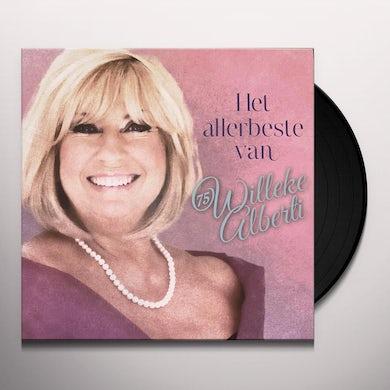 HET ALLERBESTE VAN WILLEKE ALBERTI Vinyl Record