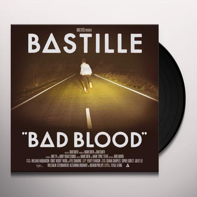 Bastille Bad Blood (LP) Vinyl Record
