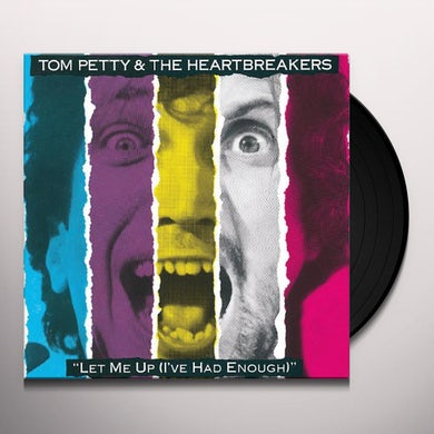 Tom Petty and the Heartbreakers Let Me Up (I've Had Enough) (LP) Vinyl Record