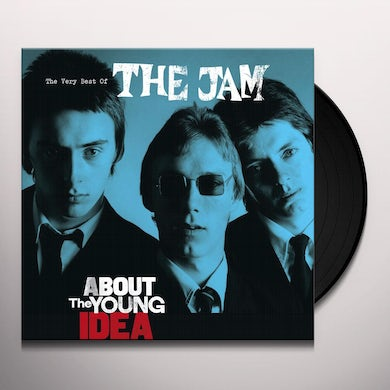 ABOUT THE YOUNG IDEA: VERY BEST OF Vinyl Record
