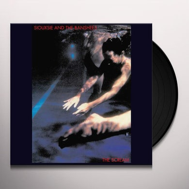 Siouxsie And The Banshees SCREAM Vinyl Record