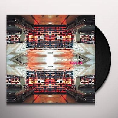 Crystal Method Vegas Vinyl Record