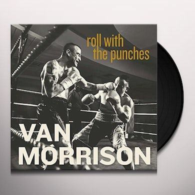 Van Morrison ROLL WITH THE PUNCHES Vinyl Record