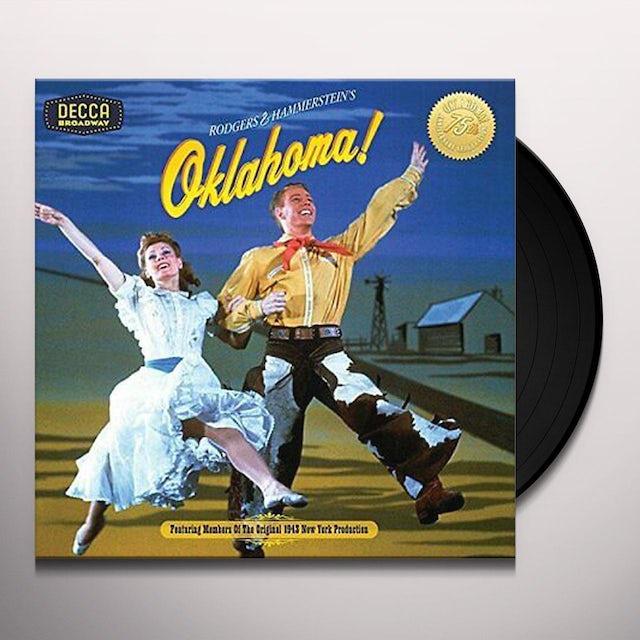 Oklahoma / Var OKLAHOMA: 75TH ANNIVERSARY / O.C.R. Vinyl Record