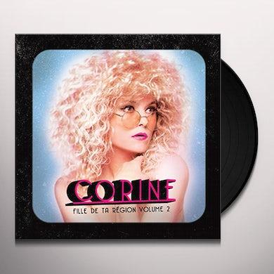 Corine FILLE DE TA REGION Vinyl Record