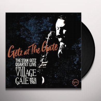 STAN GETZ - GETZ AT THE GATE (3 LP) Vinyl Record