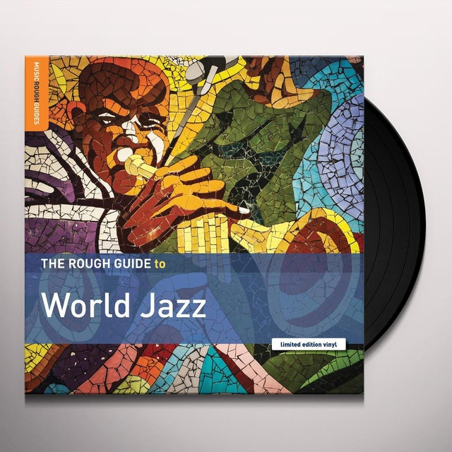 Rough Guide To World Jazz / Various