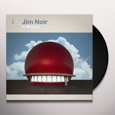 Jim Noir A.M JAZZ Vinyl Record