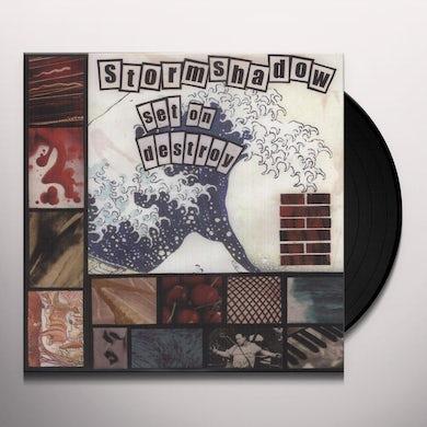 Stormshadow SET ON DESTROY Vinyl Record