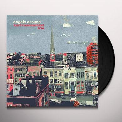 ANGELS AROUND Vinyl Record