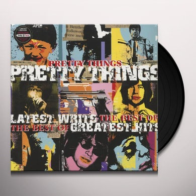 LATEST WRITS GREATEST HITS Vinyl Record