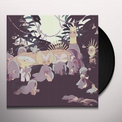 Cuushe NIGHT LINES Vinyl Record