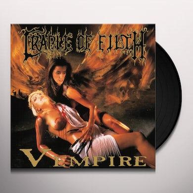 Cradle Of Filth V EMPIRE OR DARK FAERYTALES IN PHALLUSTEIN Vinyl Record