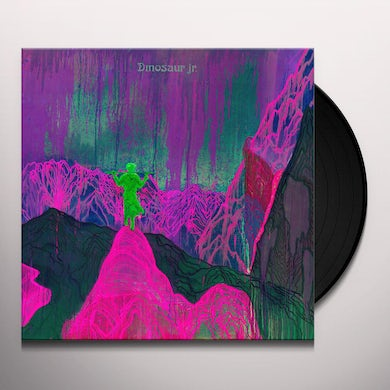 Dinosaur Jr. GIVE A GLIMPSE OF WHAT YER NOT Vinyl Record