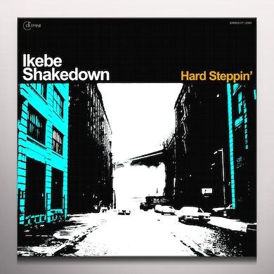 Ikebe Shakedown HARD STEPPIN' Vinyl Record