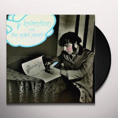 Daedelus INVENTION & THE QUIET PARTY Vinyl Record