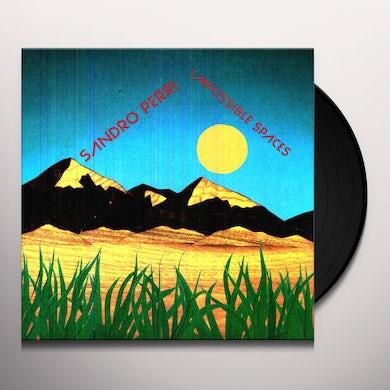 Sandro Perri IMPOSSIBLE SPACES Vinyl Record