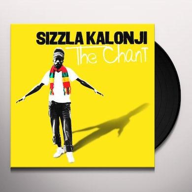 Sizzla CHANT Vinyl Record