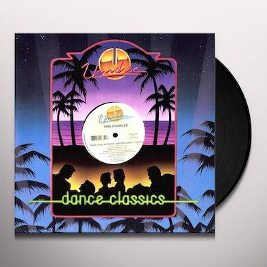 Tina Charles FIRE/DANCE LITTLE LADY DANCE Vinyl Record