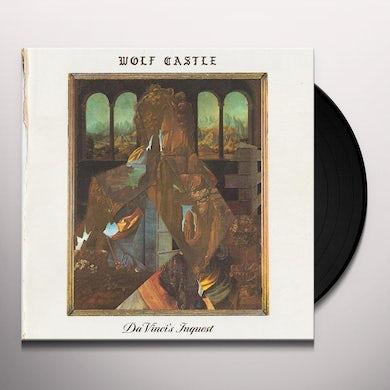 Wolf Castle DA VINCI'S INQUEST Vinyl Record