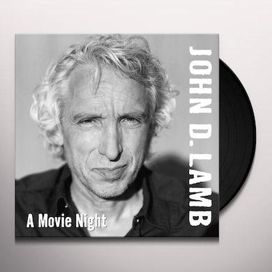 John D Lamb MOVIE NIGHT Vinyl Record