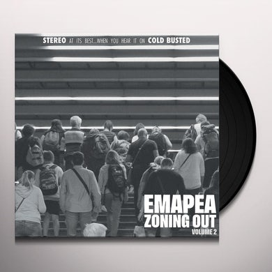 EMAPEA ZONING OUT VOL. 2 Vinyl Record