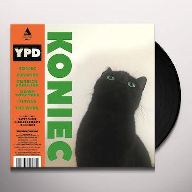 Yip Deceiver KONIEC Vinyl Record