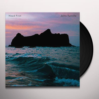 John Turville HEAD FIRST Vinyl Record