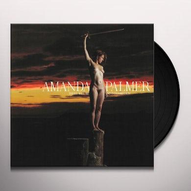 Amanda Palmer There Will Be No Intermission Vinyl Record