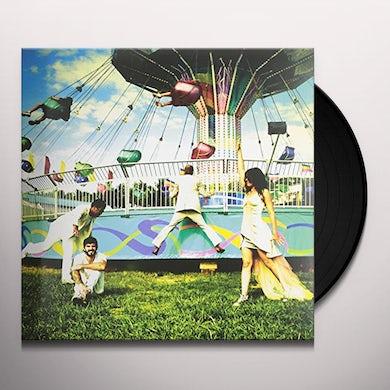 Stephaniesid WARM PEOPLE Vinyl Record