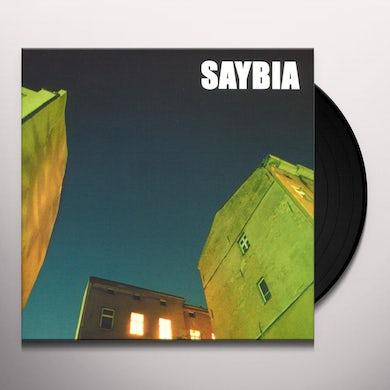 Saybia SECOND YOU SLEEP Vinyl Record