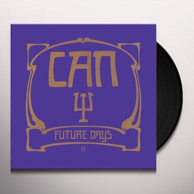 Can FUTURE DAYS Vinyl Record