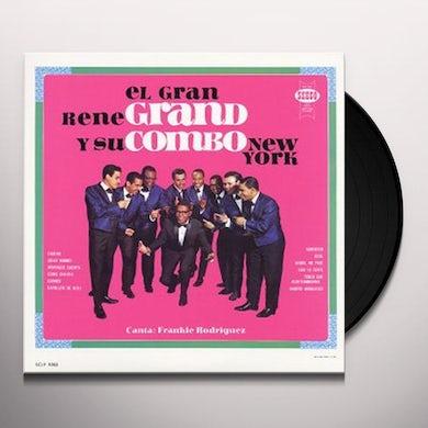 Rene Y Su Combo Grand GRAN Vinyl Record