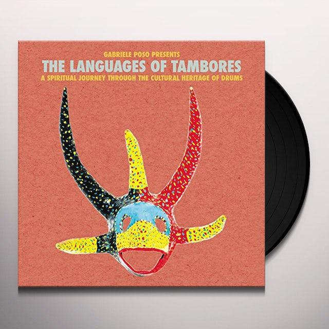 Gabriele Poso Presents Languages Of Tambores / Var