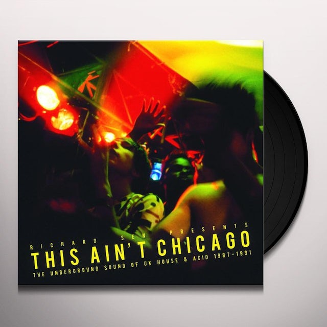 This Ain'T Chicago / Various Vinyl Record