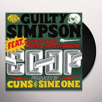Guilty Simpson CO-OP / REVENGE Vinyl Record