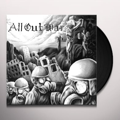 FOR THOSE WHO WERE CRUCIFIED Vinyl Record