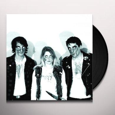 FERAL TRASH DEAD EYES Vinyl Record