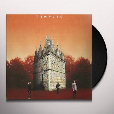 Temples Mesmerise Live EP Vinyl Record