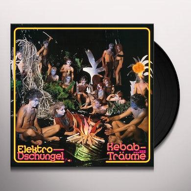 Elektro Dschungel KEBAB UND ANDERE TRAUME Vinyl Record