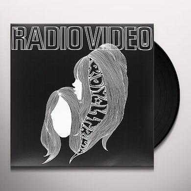 Royal Trux RADIO VIDEO Vinyl Record